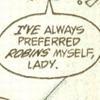 I prefer Robins myself...