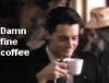 Cooper damn fine coffee