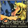 chiraptora, Dinah/Bruce