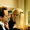 TWW: Josh/Donna Hallway