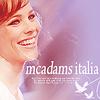 Rachel McAdams Italia / Miss-Mcadams.com