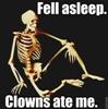 Dai: evil clowns