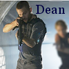 dark blue: dean - dean by spikedluv