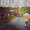 a rearranger of the proverbial bookshelf: Endless rain