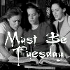 Must Be Tuesday - A sci-fi show icontest