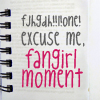 nabs: Text // Fangirl