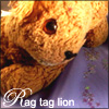 Rag Tag Lion