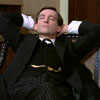 Holmes relax