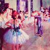 ART // Degas Ballet