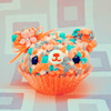 Nom // Face Cupcake