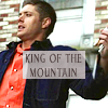 Working for the Mandroid: King of the Mountain (Dean)