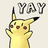 Yay! (Pikachu)