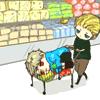 Puroitsu goes shopping :O