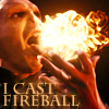 HP: fireball