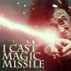 HP: magic missile