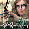 HP: detect evil