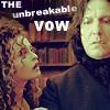 vow, harry potter, Unbreakable