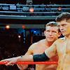 WWE - Teddy & Cody in corner