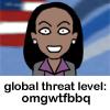tardis_stowaway: global threat level