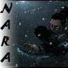 Shika with Asuma's blades