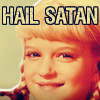 The Mistlethrush: Hail Satan - Cindy Brady