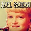 The Mistlethrush: Hail Satan - Cindy Brady