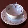 roses, pretty, tea cup