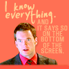 Me Kate. Me throw rock.: [tw] ianto knows everything