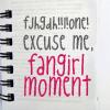Elizabeth: [fandom] fangirl!