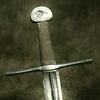 sword hilt and blade