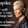 Kelly: Buffy: Spike Def
