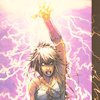 Ulitmate X-Men: Storm hand/light