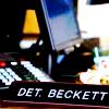 it's a secret: [castle] -- det. beckett