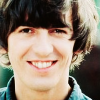 padontworry: beat: George smiling