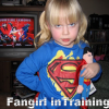 fangirl in training