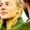 battlestar galactica; kara/lee earth