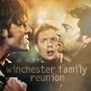 Working for the Mandroid: Winchester Family Reunion