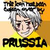 hirakareta_sama: Prussia bitch