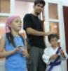 дети, с Даней