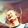 Jhava: Merlin_arthur laughing
