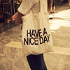 stock things| have a nice day bag