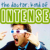 msgallifrey: doctor intense