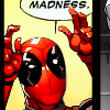 Harlot McNasty: Deadpool madness