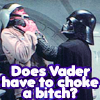 Kelly: SW: Choke a Bitch