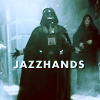 Star Wars: Darth Vader Jazz Hands