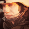 Generation Kill: Nate staring off