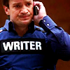 Even writers aren't bulletproof [Castle]