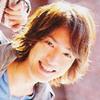 blue: uchi sourit