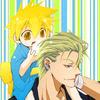 Akira K.S.: Frau & Capella    Father & son ♥