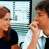 Jim Halpert: [pam] up to something?